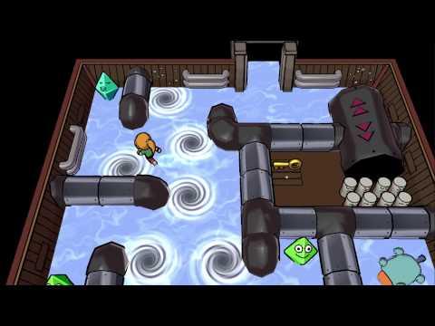Ittle Dew 2 - Gameplay Trailer