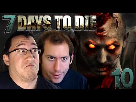 HOUSE OF DEATH   7 Days To Die #10 - Smashpipe Games