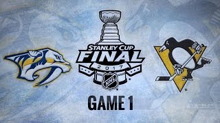 Guentzel, Bonino lead Pens to Game 1 victory, 5-3