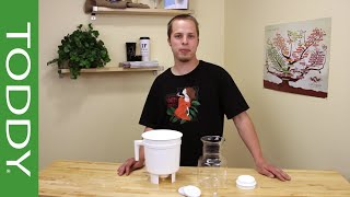 Toddy® Cold Brew System - Paper Filter How-to