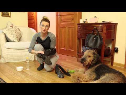 Jak pozbyć się śladów soli z butów