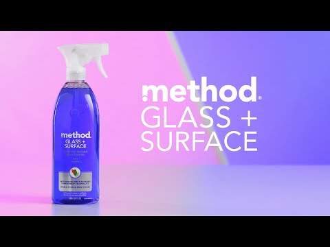 fear no mess with glass + surface cleaner