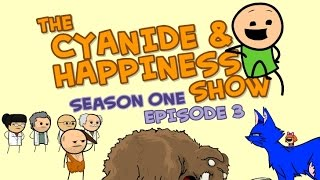 Grandpa's War Stories - S1E3 - Cyanide & Happiness Show - INTERNATIONAL RELEASE