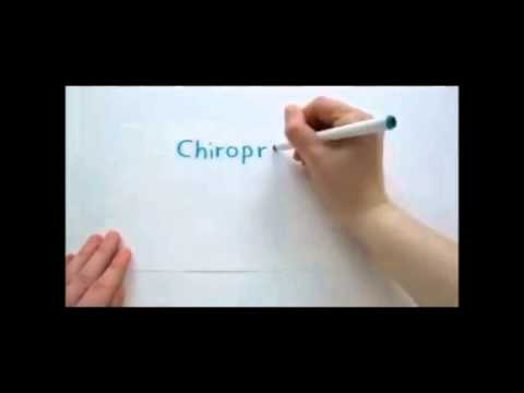 Get To Know Chiropractic: Medical Intervention