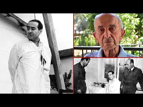 Menderes'in İdamını Fotoğraflayan İsmail Şenyüz DHA'ya Konuştu: 15-20 Gün Uyuyamadım