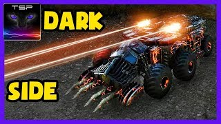Crossout #241 ► The DARK SIDE Build + Ultimate Shotgun Death Squad ¦ Coop Gameplay