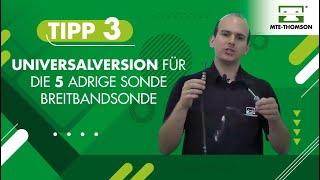 TIPP 03 Universalversion für die 5 adrige Sonde Breitbandsonde