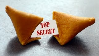 The Secret History of the Fortune Cookie | China Uncensored