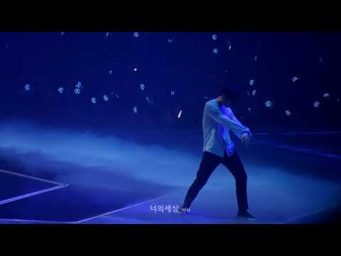 160723 The EXO'rDIUM - 유리어항 One and Only (Lay ver.)