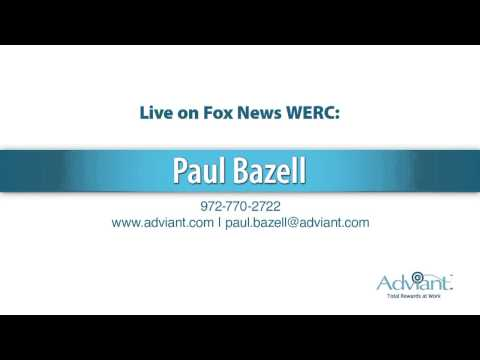 Paul Bazell featured on the radio in Alabama - 1/28/14