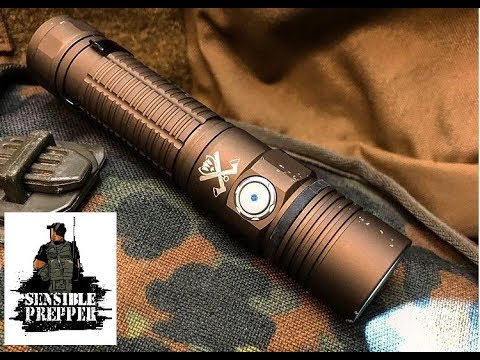 Thrunite TC 15 2300 Lumen Flashlight Review