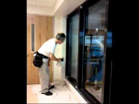 How Window Film is Installed