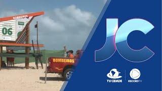Praia do Futuro ganha 4 novos postos de salvamento do Corpo de Bombeiros   Jornal da Cidade