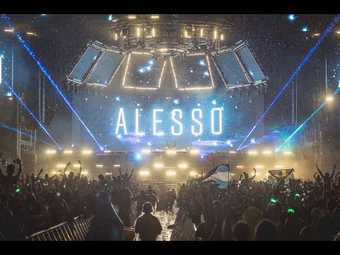 Alesso Ultra Music Festival Miami 2015