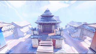Overwatch Ambience/ASMR - Nepal Village