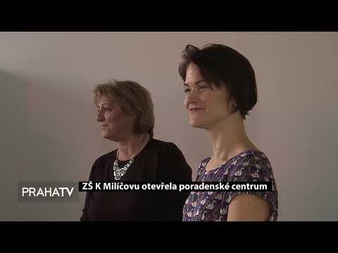 ZŠ K Milíčovu má nové poradenské centrum