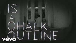 Three Days Grace - Chalk Outline (Official Lyric Video)