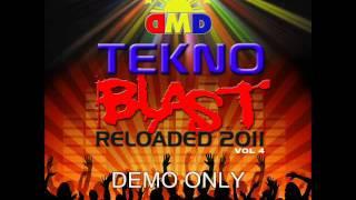 TEKNO BLAST RELOADED VOLUME IV [DJmark w/ DAVAO MIX DJ'S]