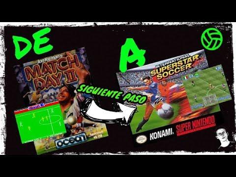 Siguiente paso: Matchday 2 (Ocean) Spectrum - International Superstar Soccer (Konami) SNES