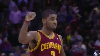 Kyrie Irving's Best Career Clutch Shots!