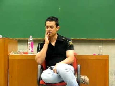 Aamir @ IIMA