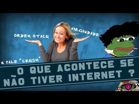 O QUE ACONTECE SE NÃO TIVER INTERNET? | #QSN 26