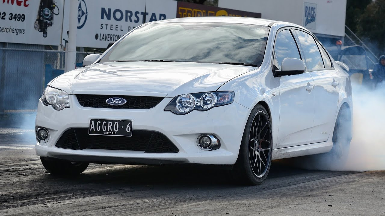 What Is E85 Fuel >> Ford Falcon XR6 turbo - AGGRO6 - YouTube