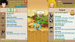 53 Ngọc Rồng Online   Review 3 Siêu Phẩm Tặng Cả Đồ Thần Linh   Giá Ngon Bổ Rẻ CUT 04'29 06'03