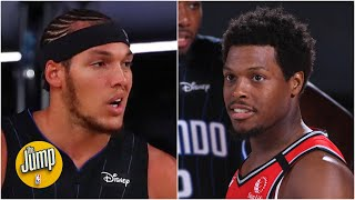 Kyle Lowry's trash talk for Aaron Gordon was extremely bubble-specific | The Jump