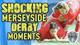 BIGGEST LIVERPOOL V EVERTON CONTROVERSIES!
