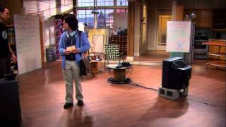 THE BIG BANG THEORY 'When Leonard Met Sheldon' Clip 720p HD