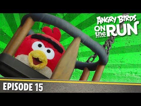 Angry Birds  na úteku - Redova hra