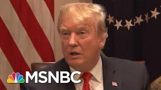 Donald Trump Admin. Struggles To Show Empathy & Senators Clash Over Shutdown | The 11th Hour | MSNBC