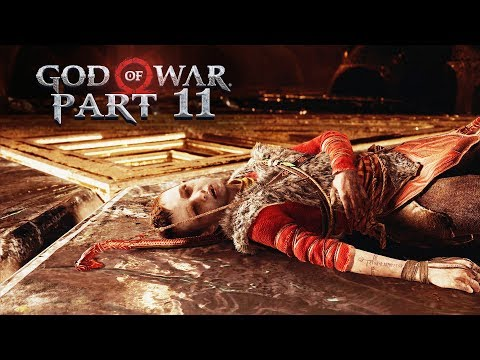 God of War - Part 11 - A HORRIBLE SICKNESS  (Let's Play / Walkthrough / PS4 Pro Gameplay)