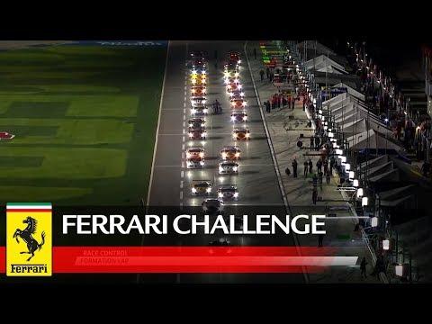 Ferrari Challenge North America ? Daytona 2020, Race 2