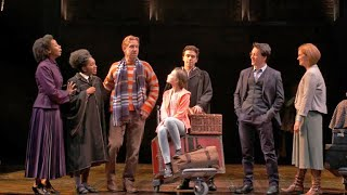 The magic of Harry Potter returns, on stage