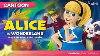 Alice in Wonderland Kids Story | Fairy Tales Bedtime Stories for Kids