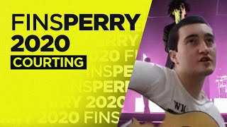 Courting - Live at Finsperry2020