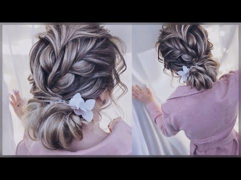 Прическа с плетениями на каждый день | Обучение прическам с нуля | Everyday hairstyle | hairtutorial