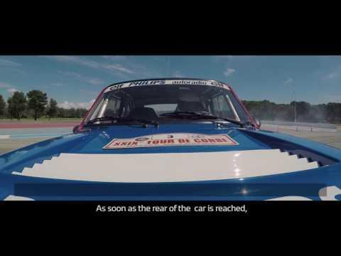 360° en R5 Turbo | Renault Classic