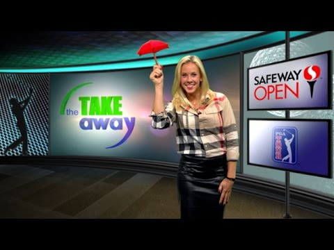 The Takeaway | Soggy Napa, Mickelson making moves & rising rookies