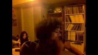 Accidental Webcam Dancing