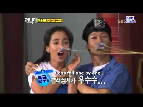 Song Jihyo Sukjiin vs Gary f(x) Victoria [eng]