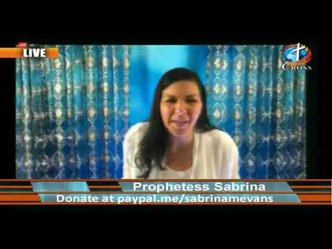 Prophetess Sabrina M. Evans ( it's Supernatural it's Real ) 07-01-2020