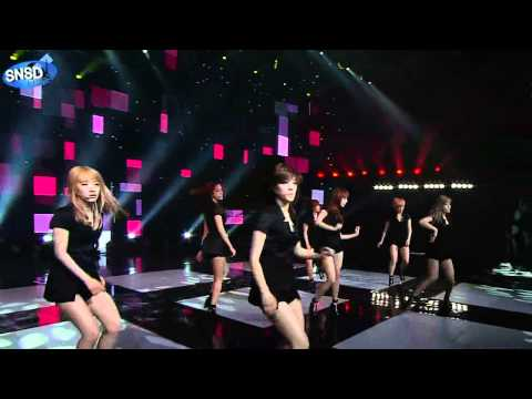 [HD] Rainbow - To Me Live 110410