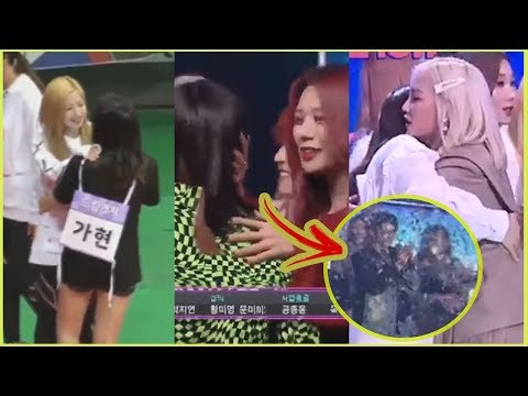 DREAM CATCHER INTERACTING WITH OTHER GROUPS (ITZY, TWICE, (G)I-DLE, CLC, WJSN...)