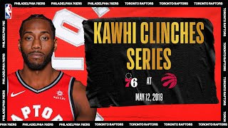 Kawhi Hits Series Ending Buzzer-Beater In Game 7 | #NBATogetherLive Classic Game