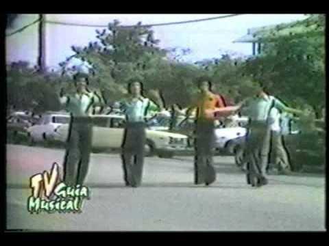 BONNY CON KENTON canta: FREDDY KENTON (1978) - El Paso De La Lenteja - MERENGUE