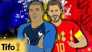 FIFA World Cup 2018™: France vs Belgium Tactical Preview