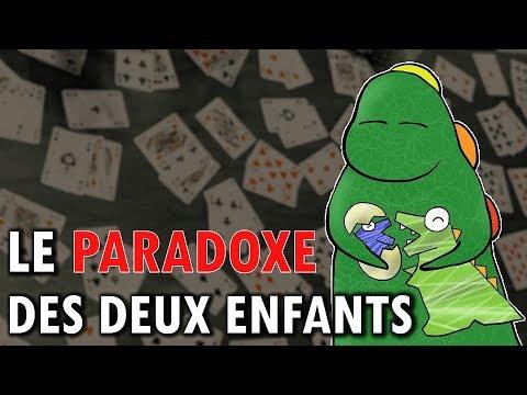 Le PARADOXE DES DEUX ENFANTS (dédicace à Science4All !) - Argument frappant #11